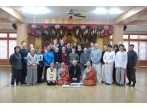 Norway Hak Lim SA Peace Temple stay
