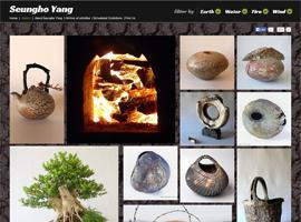 Ceramic Artist - Seungho Yang
